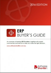 ERP Buyers Guide