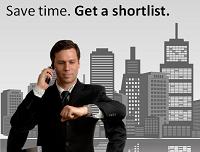 Get a free shortlist